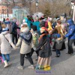 Масленичная неделя в Царицыно