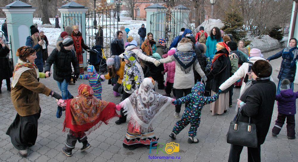 Детский фольклорный ансамбль Радуйся