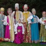 Фотосессия детских ансамблей